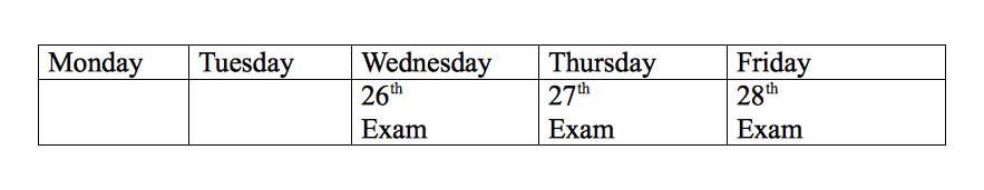Exams May2021